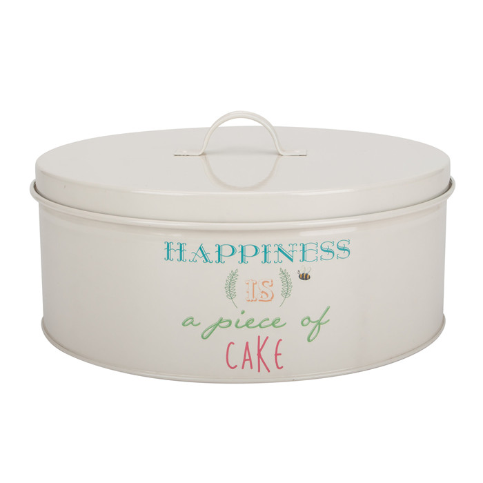 Cake Tin Food Storage