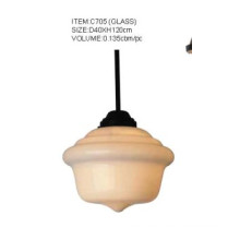 Modern Pendant Lamp Shades Glass (C705(glass))
