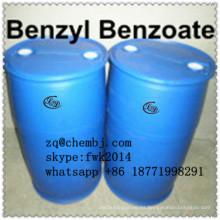 Los mejores disolventes orgánicos puros Benzyl Benzoate Bodybuiding 120-51-4