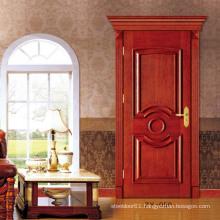 Solid oak wood door interior commercial interior door oak