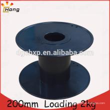 Bobine de bobine en plastique de bobine de 2kg 3d de filament