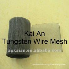 tungsten fiber mesh