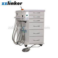 LK-A36 China Mobile Dental Unit Cabinet with Low Price