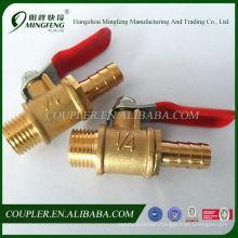 Best selling mini ball valve/air compressor safety valve