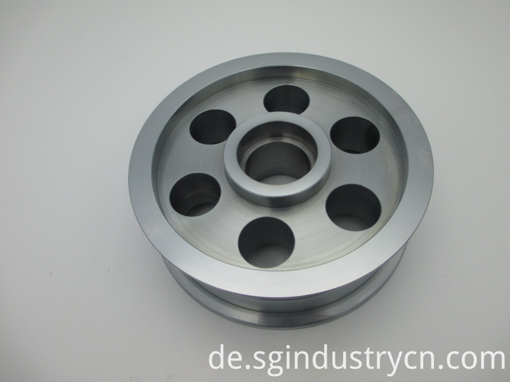 Steel Cnc Turning Parts