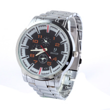 Japan Stainless Steel Back Quartz Watch