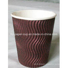 Different Size Wrinkle Paper Cups