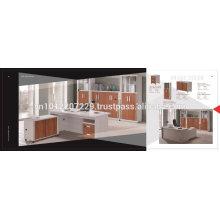 Mobilier en aggloméré - Ensemble de meubles de bureau 2