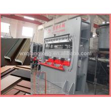 mdf moulds press machine / melamine moulds hot press machine