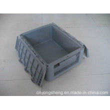 Flip Buckle to Crates Plastic Mould