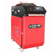 Machine de soudage laser Facile à utiliser