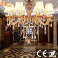 Weinlese-Hotel-Wohnzimmer-dekorative Kristallleuchter-Beleuchtung