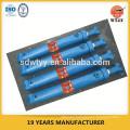 Hydraulic cylinder for oil drilling rig