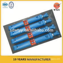 Hydraulic cylinder for oil drilling rig