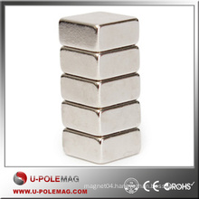 Low Price Magnet Neodymium Cube/Block Magnet NdFeB Axial/F30x30x30mm Neodymium Strong Magnet