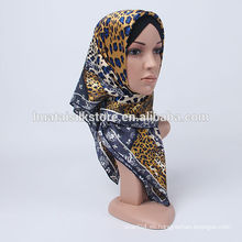 100 mantones de moda impresos a mano de seda turca