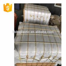 Chine Feuille en plastique de polypropylène de haute qualité de vente chaude de pp