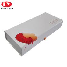 складная коробка из магнитной бумаги с индивидуальным логотипом