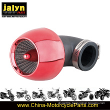 Motorcycle Air Filter Assy with 42mm Elbow Bend Pipe