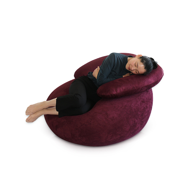 Indoor Comfortable And Soft Bean Bag Chair 2
