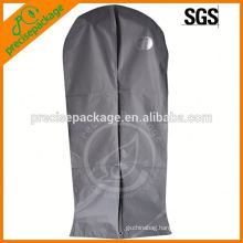Lengthen garment fashion cover with oval window