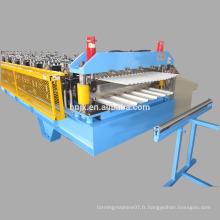 Machine à formage de rouleaux à double couche avec système Panasonic