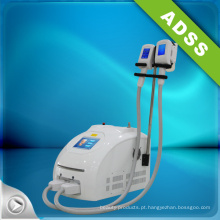 Cryolipolysis para a remoção gorda / pele que aperta a máquina