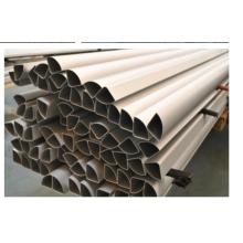 Extrusion de profilés en aluminium de qualité série