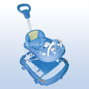 Desain Cute Kids Learning Toy Musical Walker