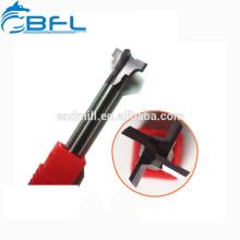 BFL- Cortador de fresado de cola de milano de carburo sólido hecho en China