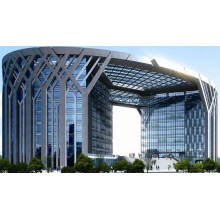 Construction Curtain Wall Low Cost