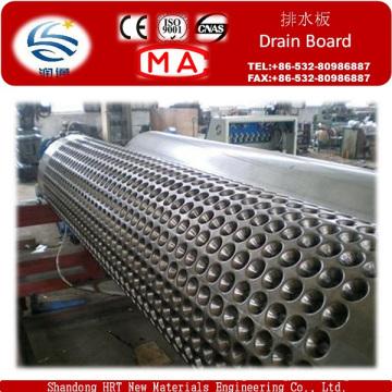 Rail Tunnel Waterproof Dimple Board