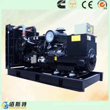 200kw Cummins diesel conducido generador silencioso conjunto con precio de fábrica