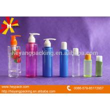 multicolor screw cap cosmetic container