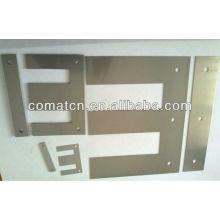EI не ориентированные электрические кремния стали EI ламинирования
