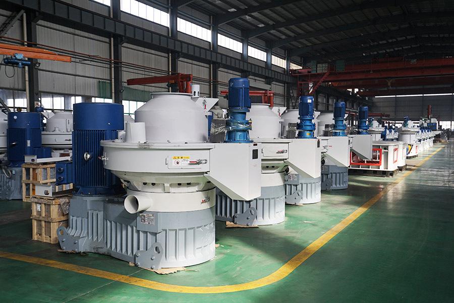 Bagasse pellet making machine