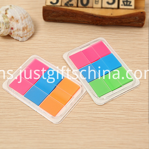 Promotional Pet Sticky Notes With 3 Color3