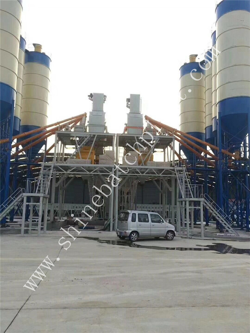 Concrete Batch Plant 90