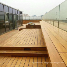 Reliable quality interlock decking 140x25mm artificial wood direct from China factory