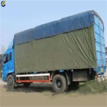 PVC-beschichtete Polyesterplanen für LKW