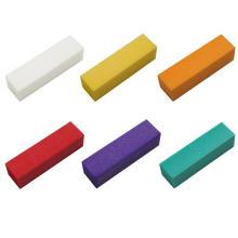 OEM white nail buffer sanding nail  block
