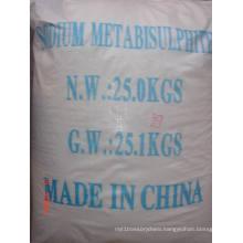 Sodium Metabisulfite, Food Grade