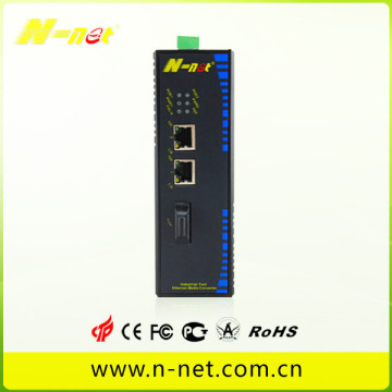 Siwtch Ethernet industrial no gestionado