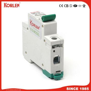 Mikro-Leistungsschalter in Home-Leistungsschaltern mit 50 Hz bis 60 Hz