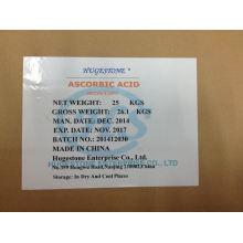 Ácido Ascórbico (C6H8O6) (CAS: 50-81-7)