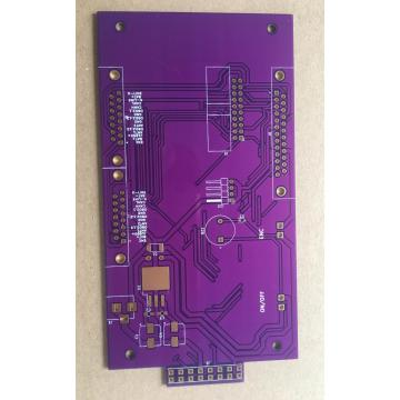Carte de circuit imprimé rapide avec immersion Gold