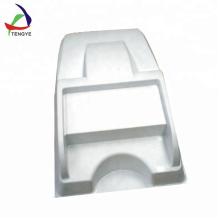 vide en plastique formant la machine partie shell machine shell