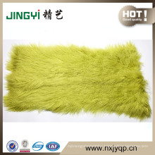 2017 Wholesale Genuine Tibetan Mongolian Sheepskin Fur Plate