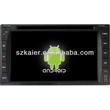 reproductor de DVD del coche para el sistema Android Universal 2