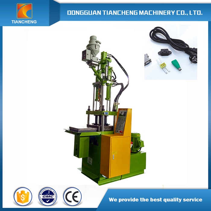 Single Sliding Board Injection Molding Machine